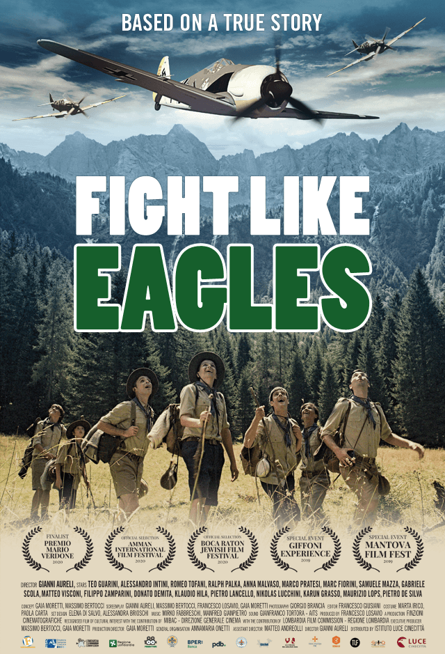 Fight Like Eagles