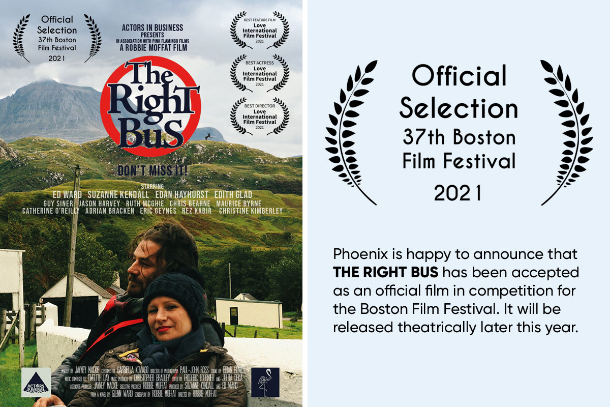 The Right Bus - Official Selection Boston Film Festival 2021